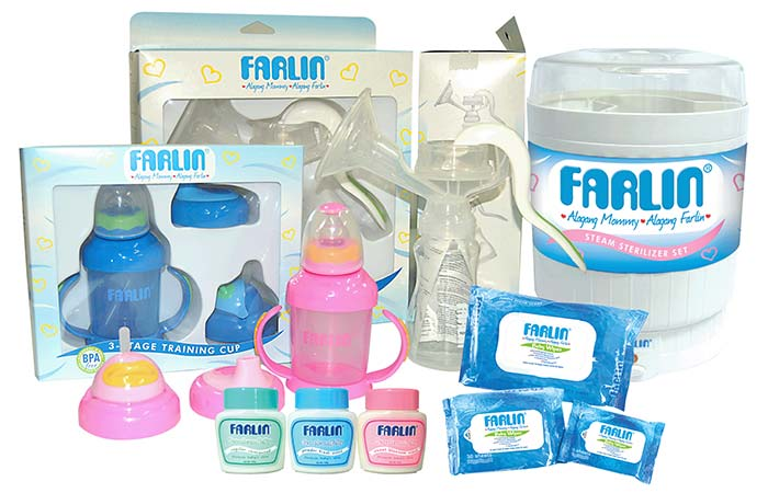 Farlin Baby Products - Baby Product brands