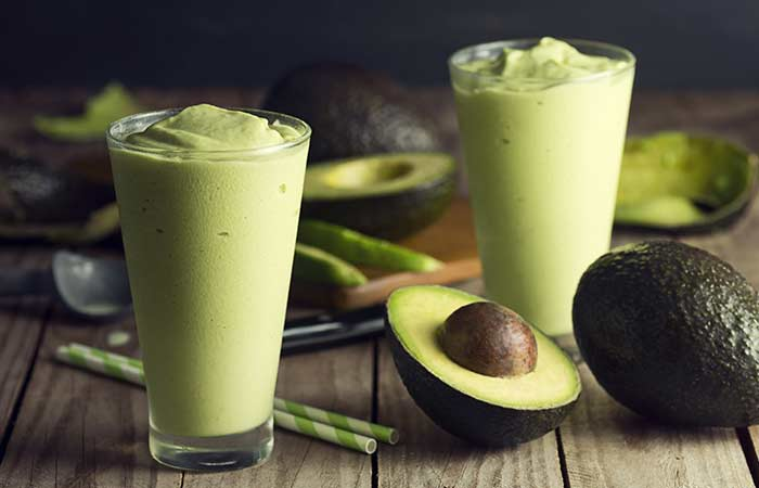 Weight Gain Foods And Supplements - Smoothies