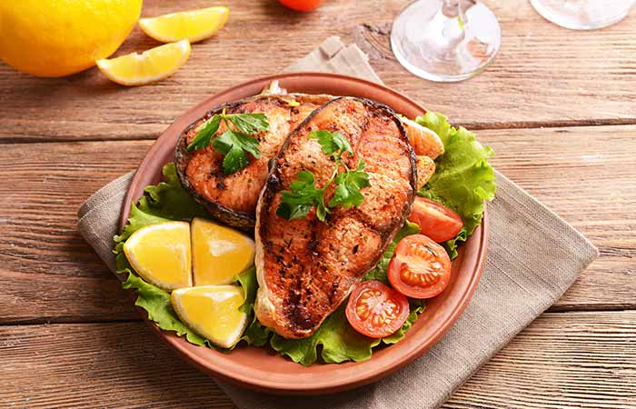 Weight Gain Foods And Supplements - Fish