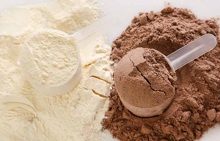 Weight Gain Foods And Supplements - Protein Powder