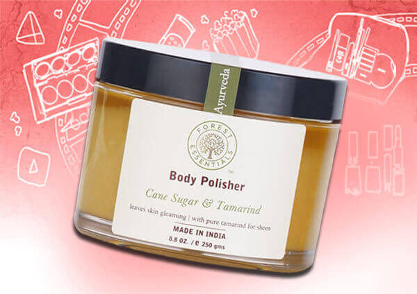 Forest Essential Cane Sugar and Tamarind Body Polisher
