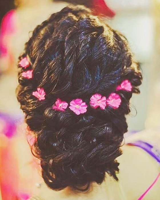 French-Twist-Bun