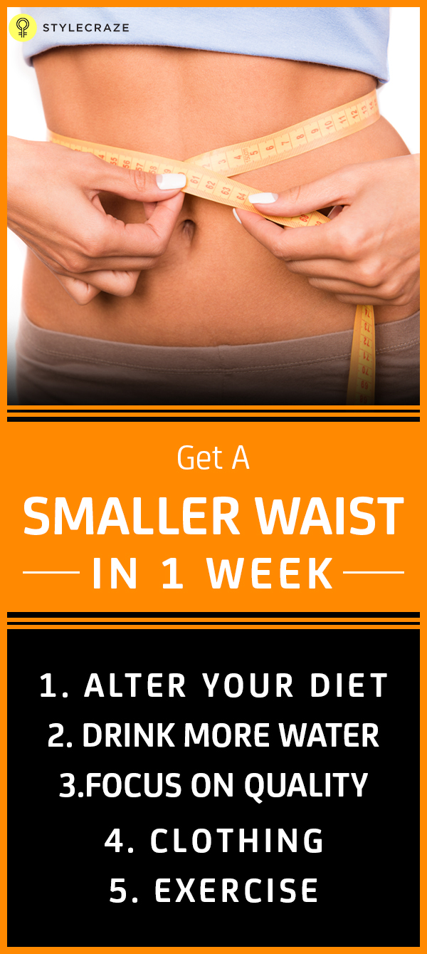 How To Lose Weight In 1 Week Simple Tips To Follow At Home