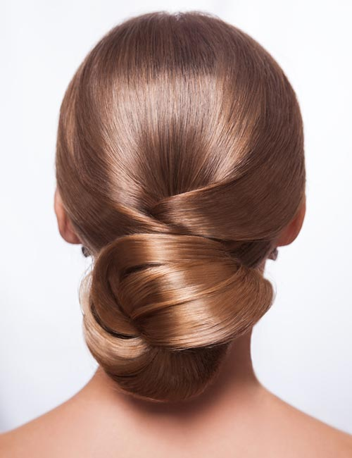 50 Stunning Bun Hairstyles You Need To Check Out Now