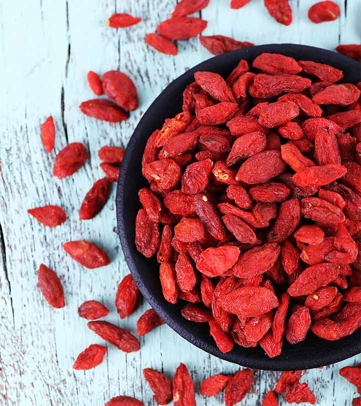 Goji Berries 15 Impressive Health Benefits Of The Antioxidant