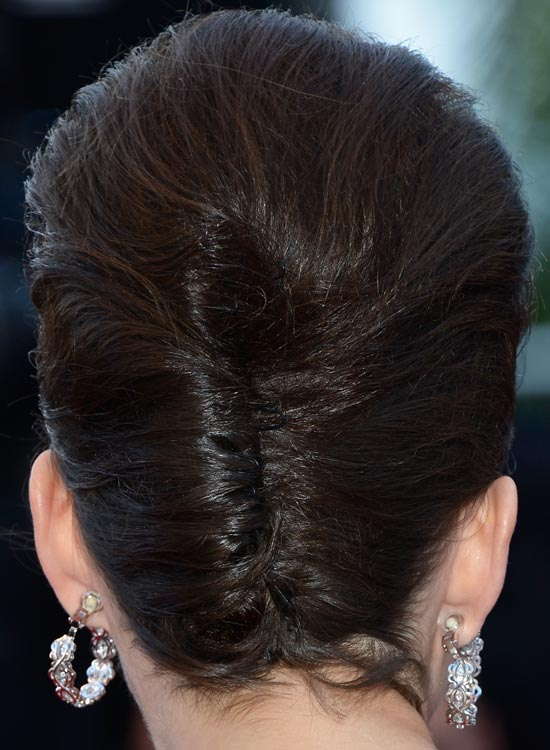 Gorgeous-French-Twist-with-Bouffant
