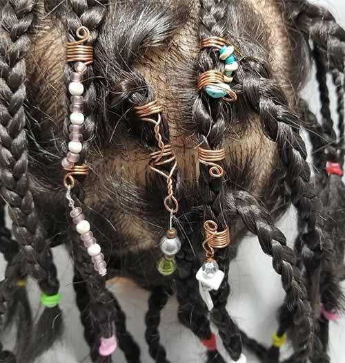 Hair Coils