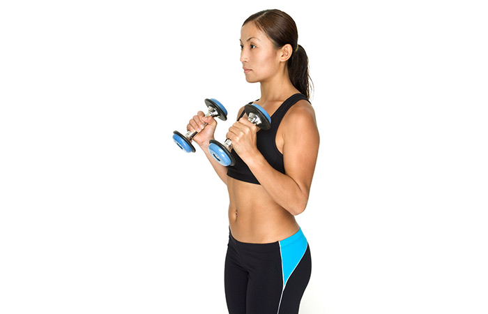 Hammer Curls - Biceps Exercises