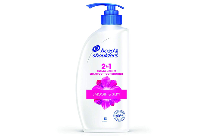 Head & Shoulders 2-in-1 Smooth & Silky Anti-dandruff Shampoo+Conditioner
