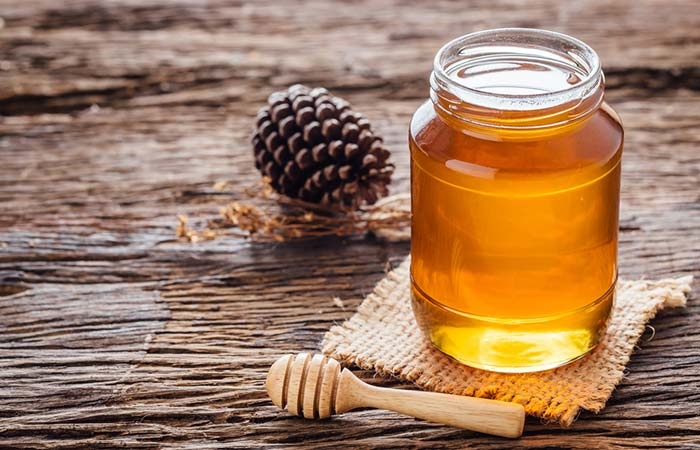 Almond Oil For Dark Circles - Honey And Almond Oil