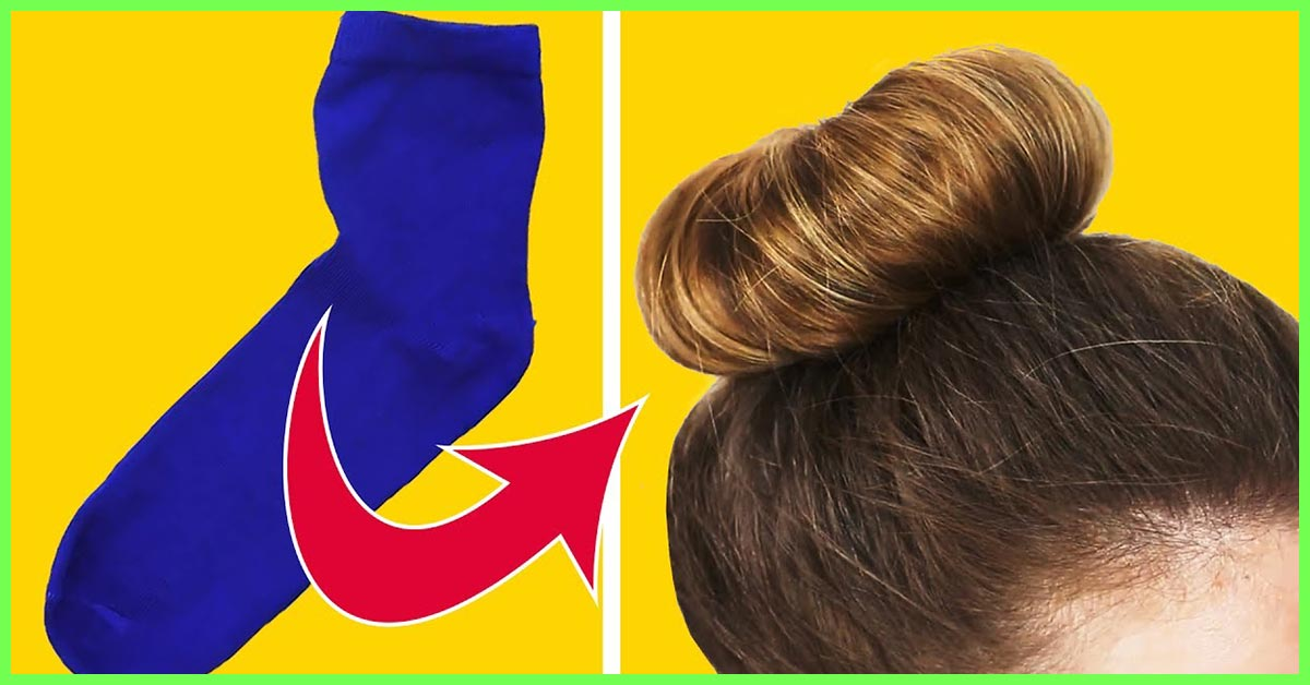 Different Easy Hairstyles To Do At Home Step By Step