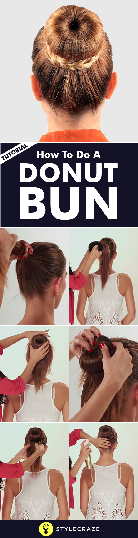 Home » Posts » Articles » Hair Styles » Bun Hairstyles