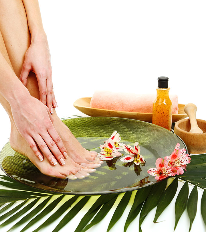 How To Do A Foot Spa At Home