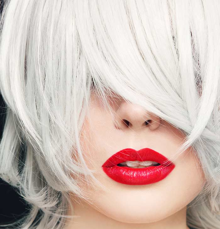 How To Dye Your Hair Silver