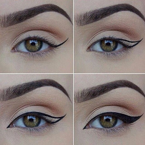 How To Do Cat Eye Makeup u2013 Tutorial