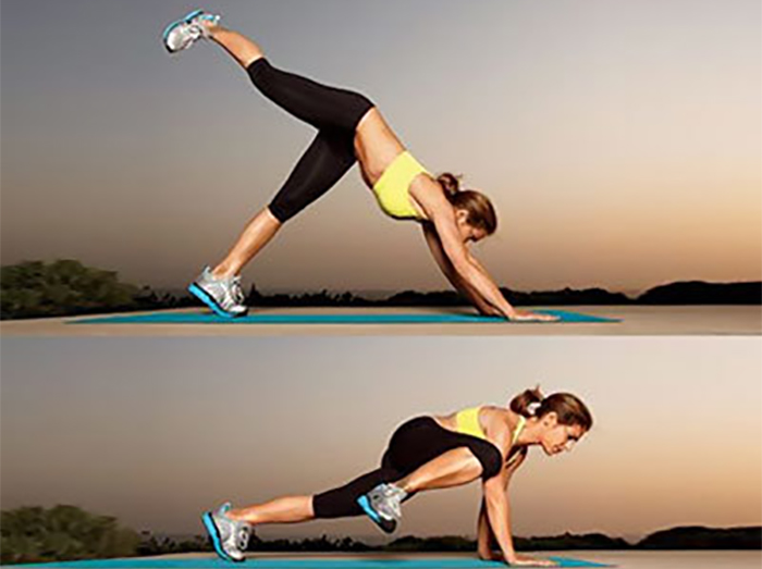 Lose Fat From Arms - Pilates Press