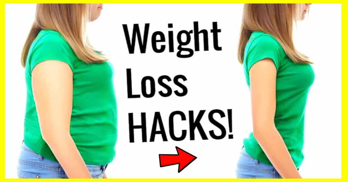How To Lose Weight In A Week Simple Tips - Get smaller waist week tips weight loss
