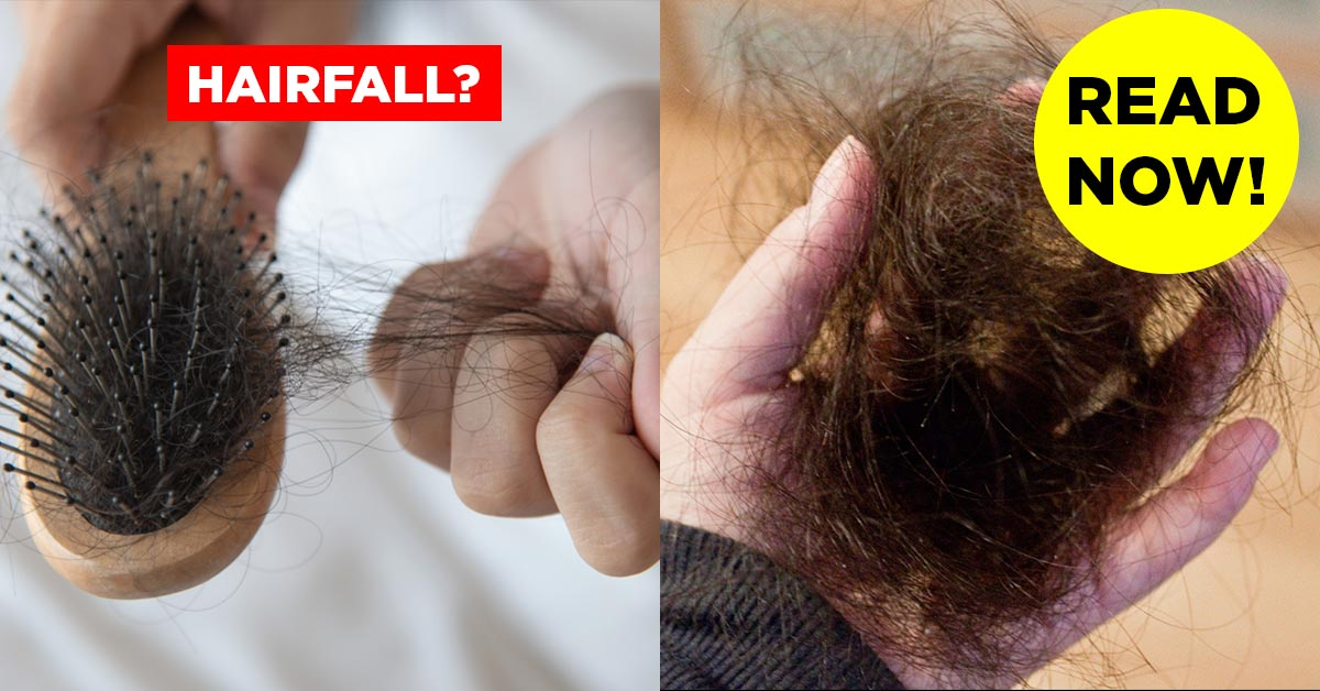 How To Stop Hair Fall 20 Tips Natural Methods Amp Treatments