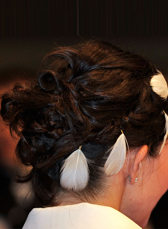 Huge-Flowery-Updo-with-Feather-y-Clips