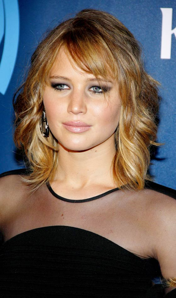 Fabulous 10 Celebrity Hairstyles With Round Faces Short Hairstyles Gunalazisus