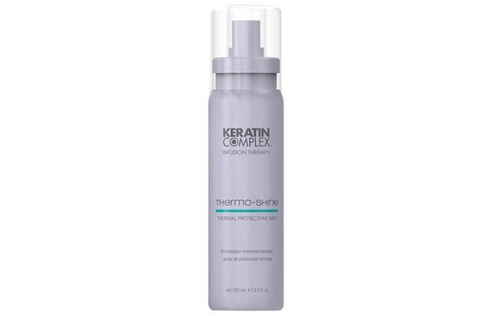 Keratin Complex Thermo-Shine Thermal Protectant Mist