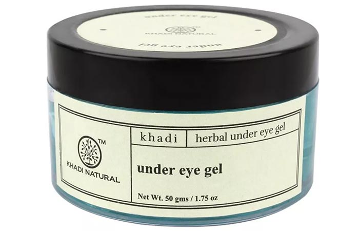 Khadi Natural Under Eye Gel
