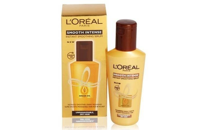 L'Oreal Paris Smooth Intense Smoothing Serum