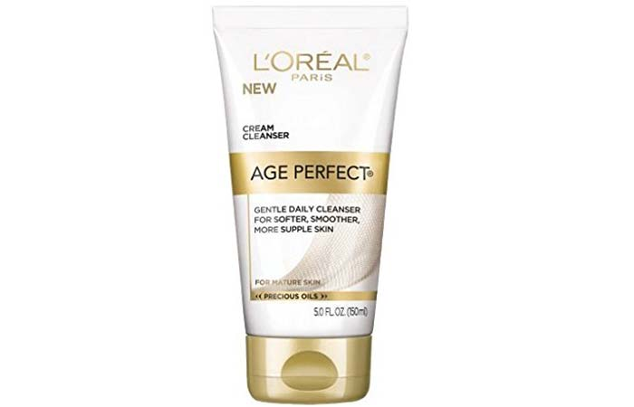 LOreal Age Perfect Cream Cleanser