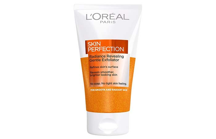 LOreal Skin Perfection Radiance Revealing Gentle Exfoliator