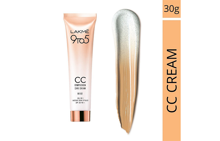 Lakme 9 to 5 Complexion Care Color Transform Face Cream