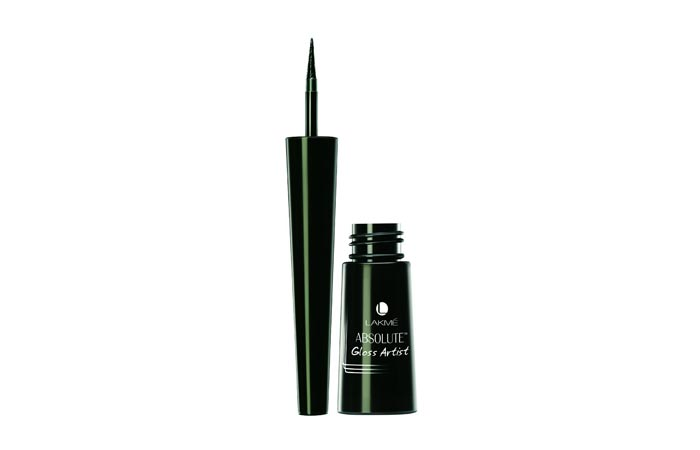 Best Eyeliners In India - Lakme Absolute Gloss Artist Eyeliner