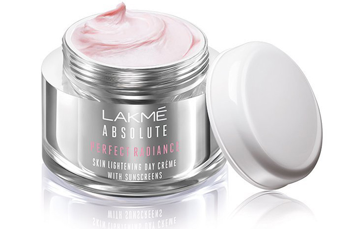 Lakme Absolute Perfect Radiance Skin Lightening Day Creme
