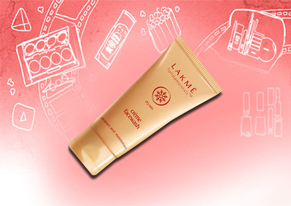 Lakme Cream Face Wash