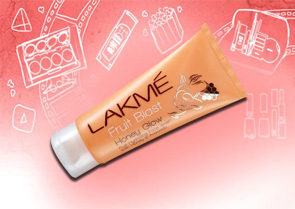 Lakme Fruit Blast Honey Glow Hydrating Facewash with Honey & Avacado