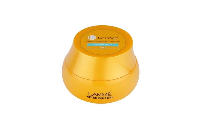 Lakme Sun Expert Skin Lightening + De-Tan After Sun Gel