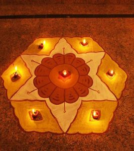 Top 10 Latest Corner Rangoli Designs That You Should Try In 2019