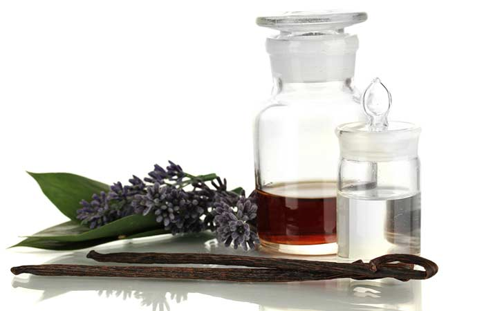 Lavender And Vanilla Spring Perfume Recipe  - DIY Perfume Recipes