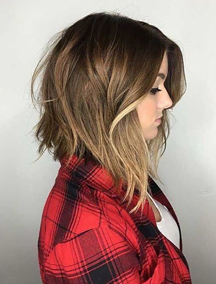 Terrific 10 Long Bob Hairstyles To Inspire You Hairstyles For Women Draintrainus
