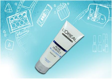Loreal Paris Dermo Expertise Pearl Perfect Facial Foam