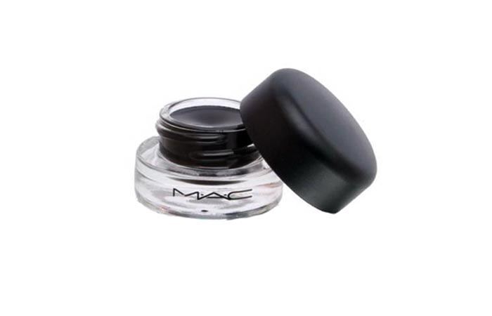 Best Eyeliners In India - MAC Fluidline Gel Eyeliner