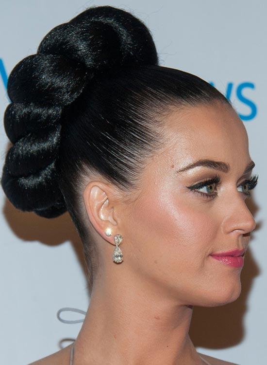 Fantastic 50 Lovely Bun Hairstyles For Long Hair Short Hairstyles For Black Women Fulllsitofus