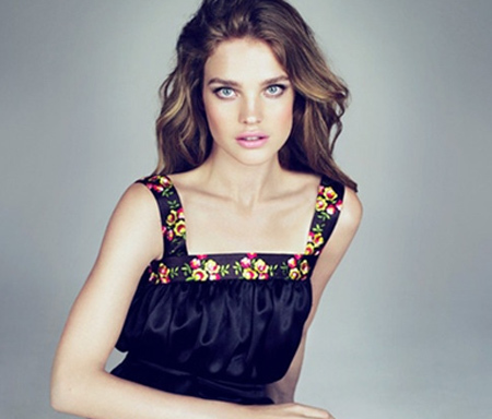 Natalia Vodianova - Cute Russian Women