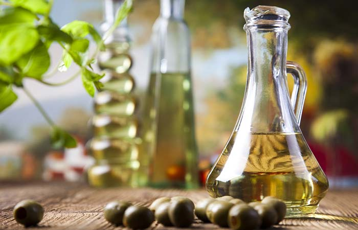 Almond Oil For Dark Circles - Olive Oil And Almond Oil