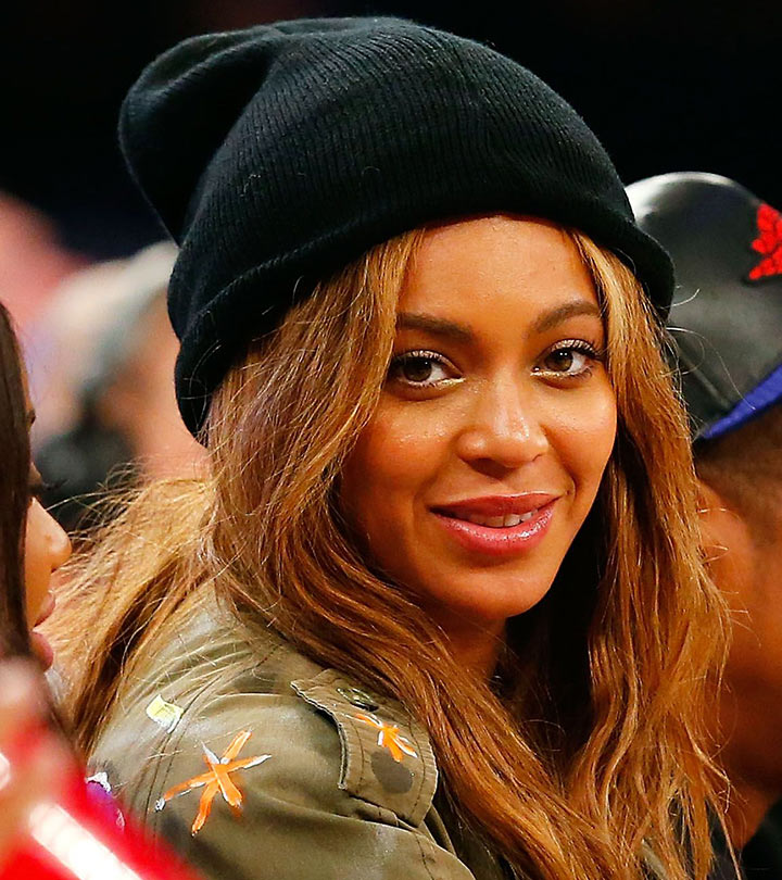 10 Pictures Of Beyonce Without Makeup