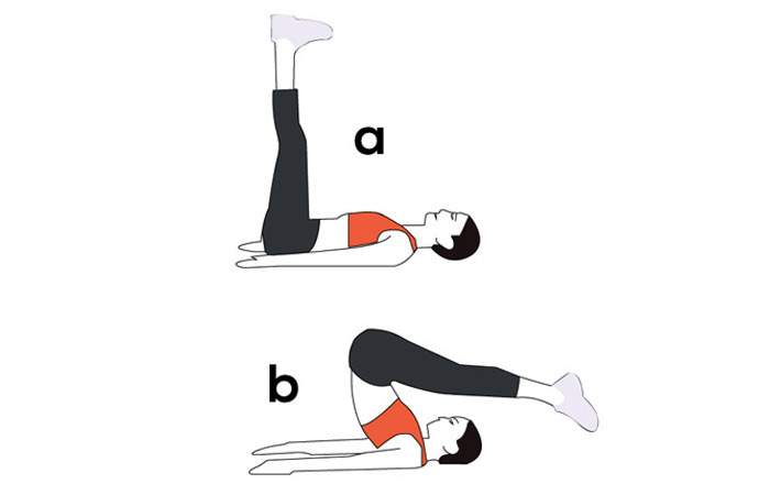 Exercises To Increase Height - Pilates Roll Over