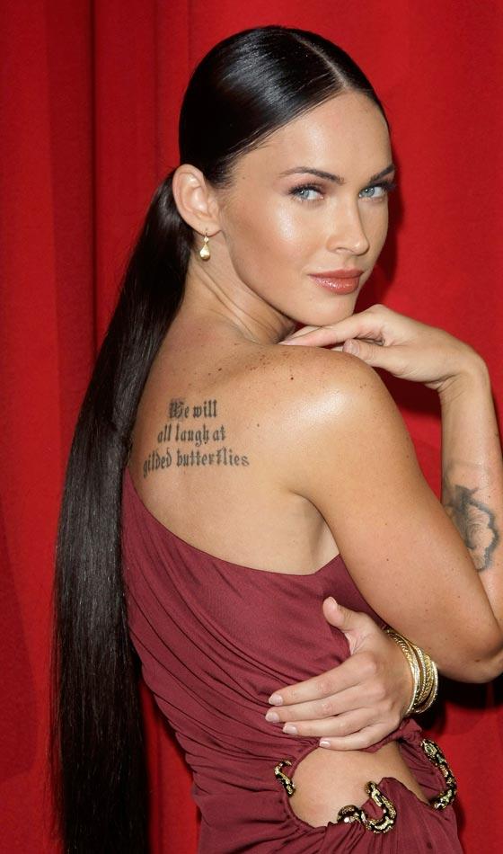 Best Megan Fox Hairstyles - Our Top 10-2397