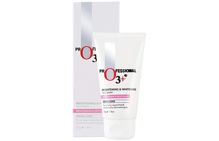 Professional O3+ Brightening & Whitening Face Wash
