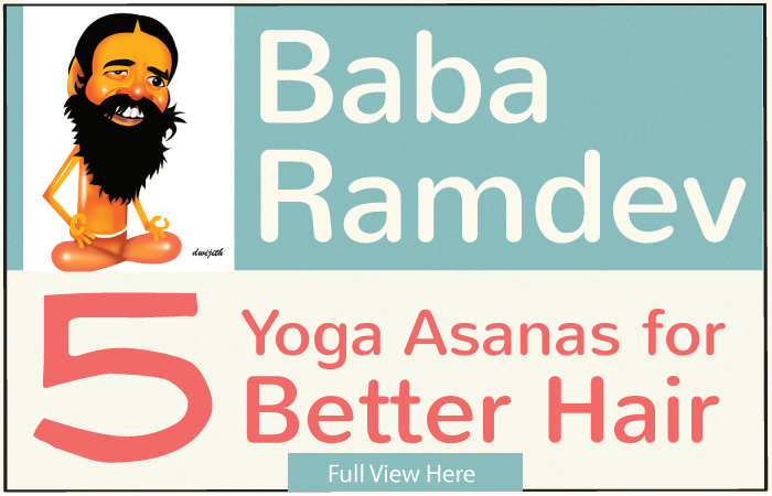 12 Baba Ramdev Yoga Asanas For Better Hair