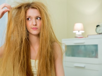 Remedies For Frizzy Hair