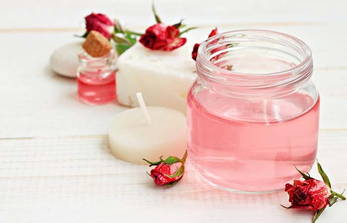 Almond Oil For Dark Circles - Rose Water And Almond Oil